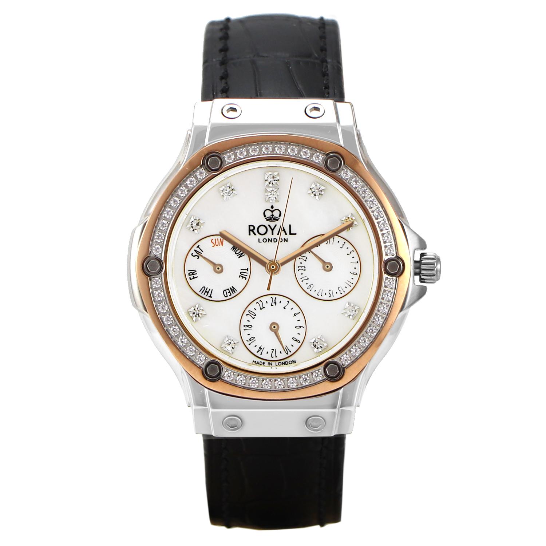 خرید و قیمت                      ساعت مچی  زنانه رویال لندن مدل RL-21431-05