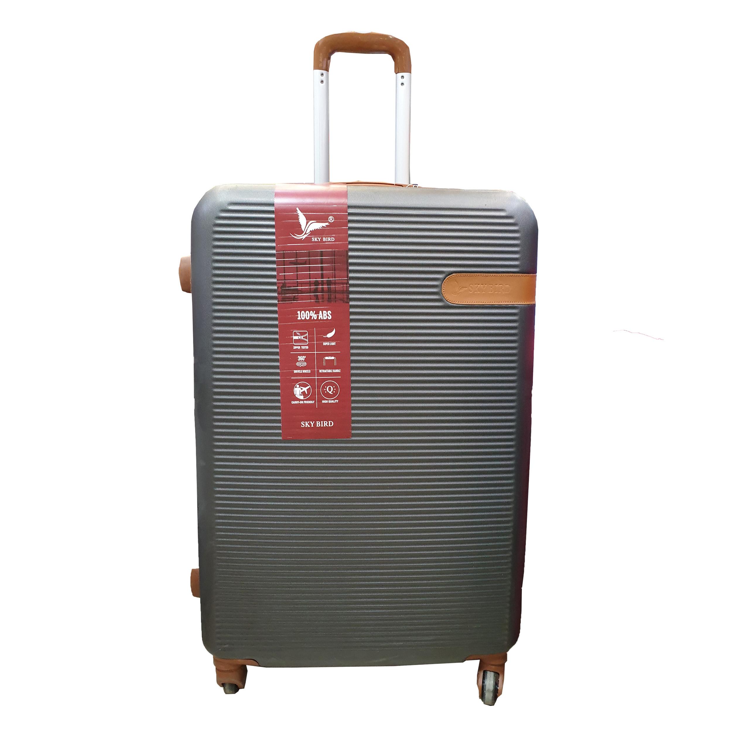 چمدان اسکای برد کد B003 سایز متوسط