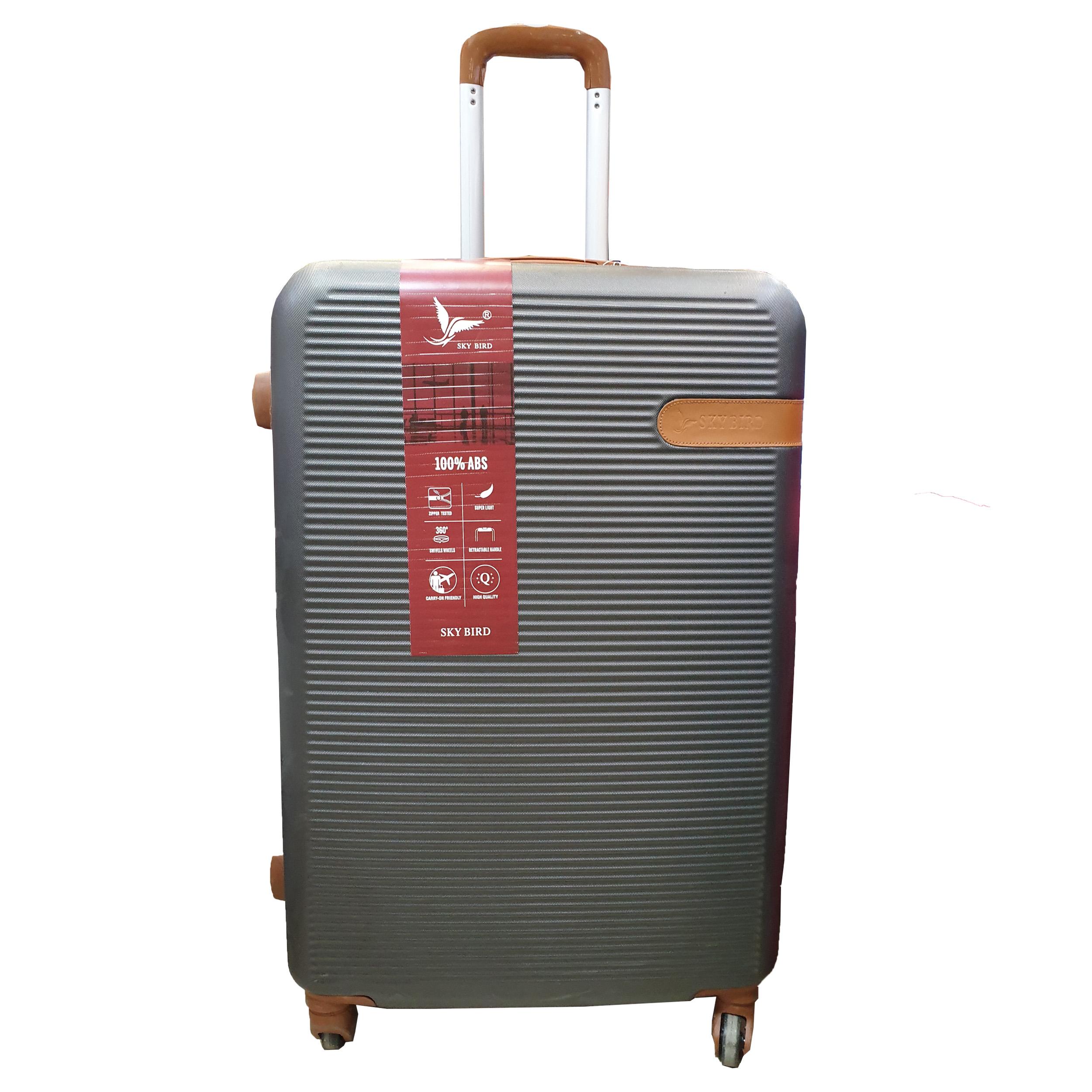 چمدان اسکای برد کد B003 سایز بزرگ