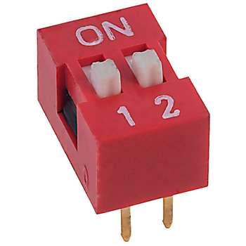 دیپ سوئیچ کد 1116 بسته 3 عددی