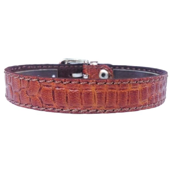 دستبند چرم وارک مدل پرهام کد rb40