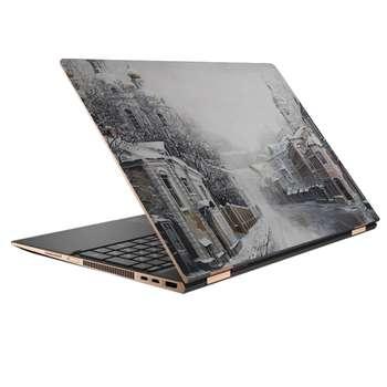 استیکر لپ تاپ طرح City کد 11 مناسب برای لپ تاپ 15.6 اینچ