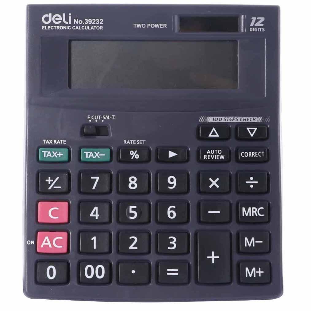 قیمت                      ماشین حساب دلی مدل 39232