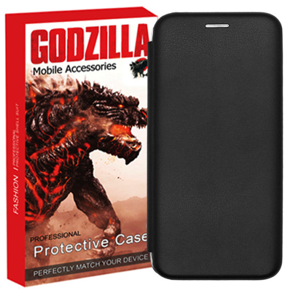 کیف کلاسوری گودزیلا مدل KFG مناسب برای گوشی موبایل سامسونگ Galaxy S7 Edge