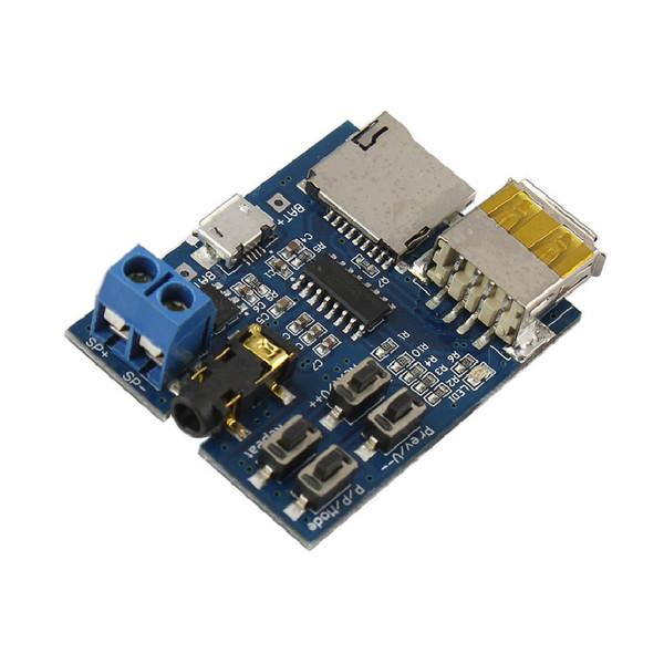 ماژول پخش کننده صوتی مدل MP002