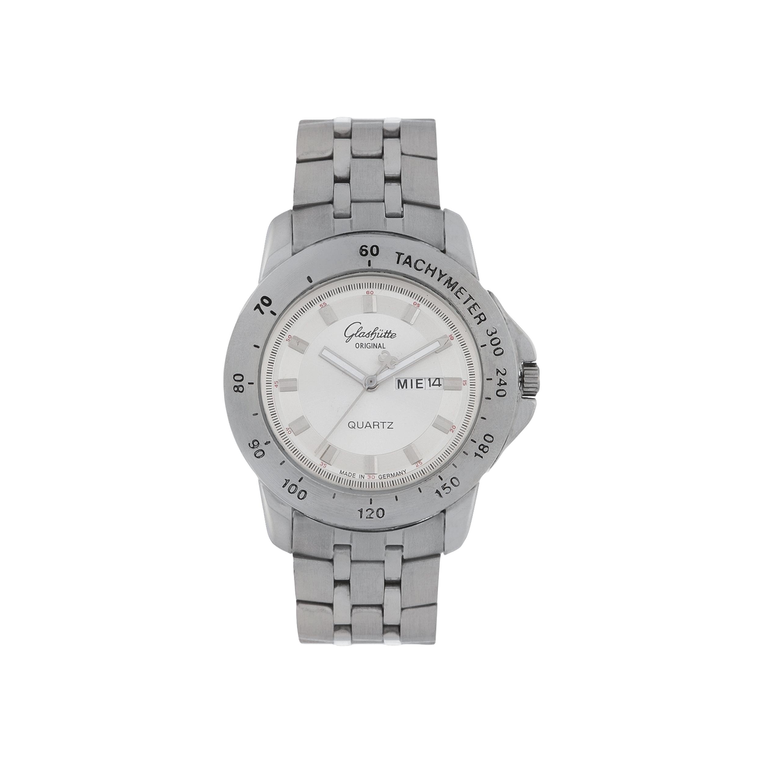 ساعت مچی عقربه ای مردانه گلاشوت مدل X18              خرید (⭐️⭐️⭐️)