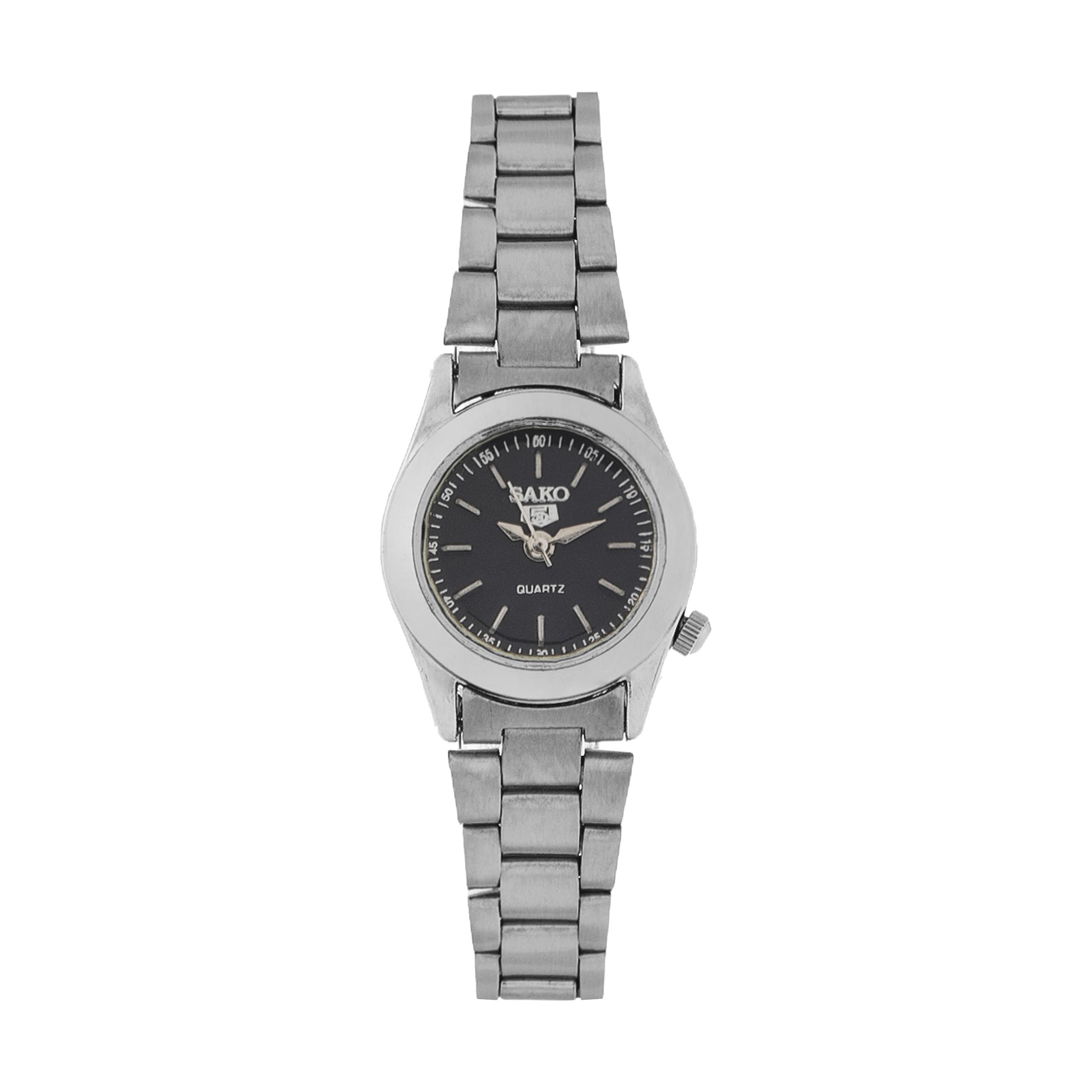 ساعت مچی عقربه ای زنانه ساکو مدل X107              ارزان