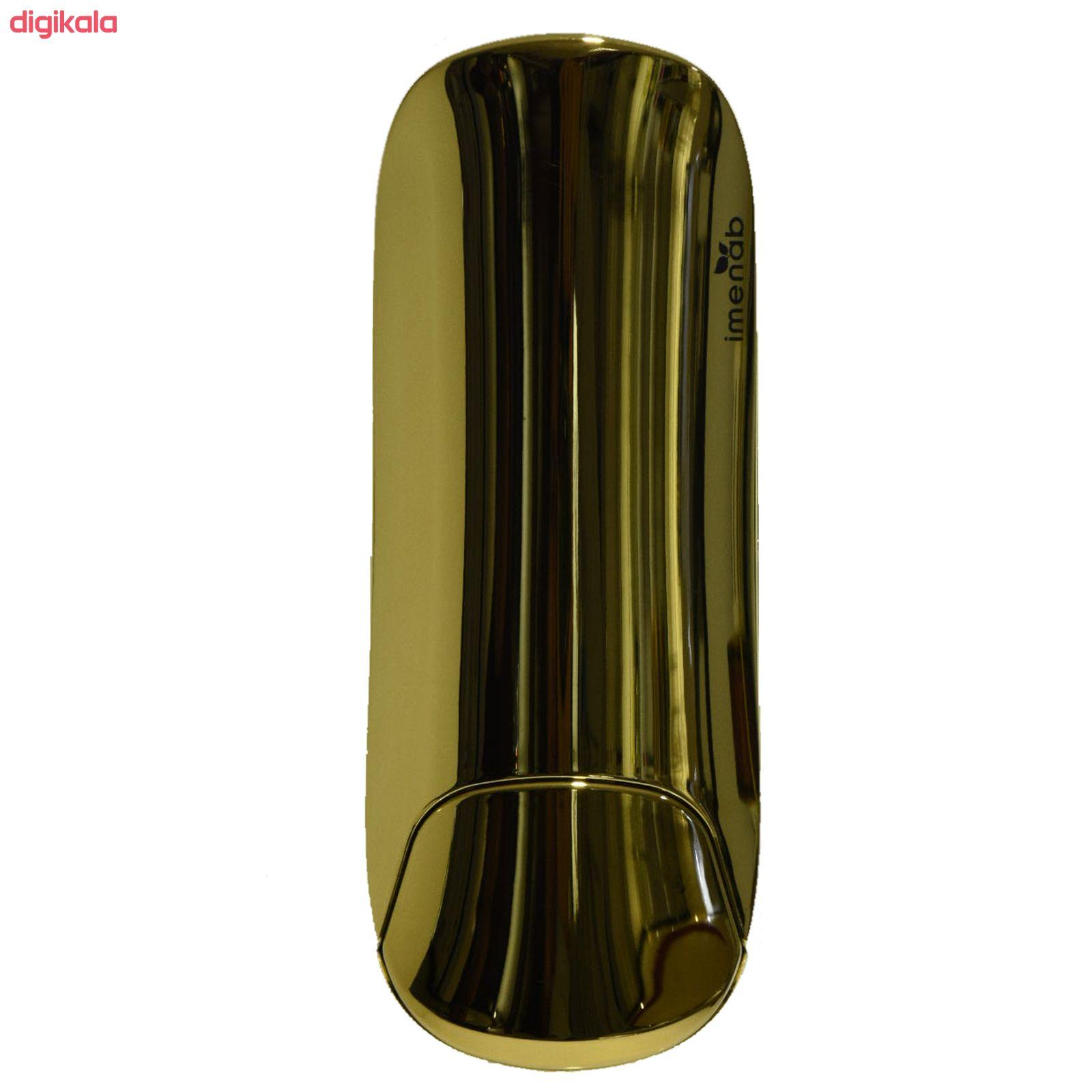 پمپ مایع دستشویی ایمن آب مدل ایما کد G1040 main 1 2