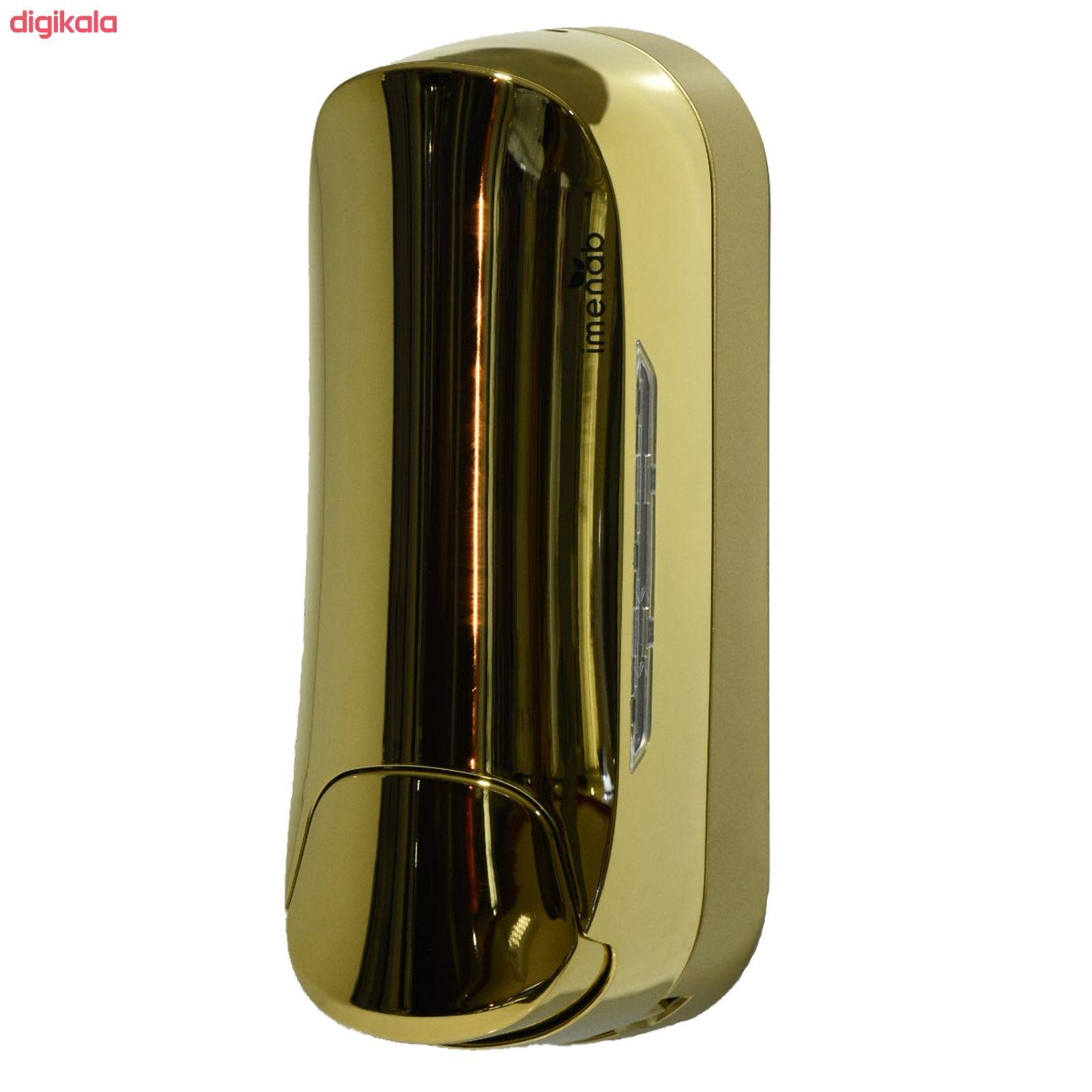 پمپ مایع دستشویی ایمن آب مدل ایما کد G1040 main 1 3