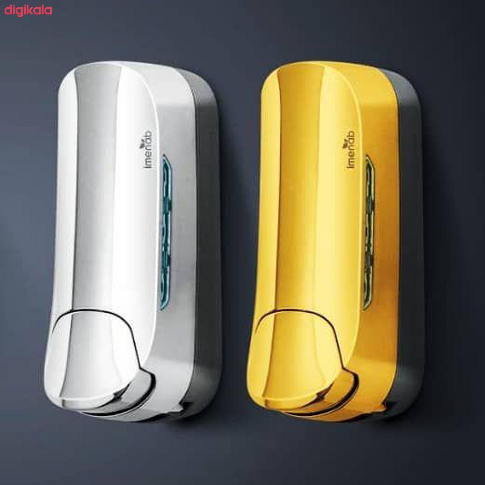 پمپ مایع دستشویی ایمن آب مدل ایما کد G1040 main 1 4