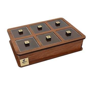 جعبه پذیرایی مدل V101