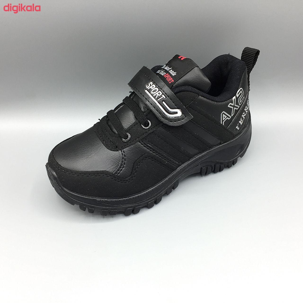 کفش مخصوص پیاده روی بچه گانه مدل TERREX-AX2-TME main 1 4