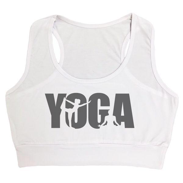 نیم تنه زنانه طرح یوگا کد 1