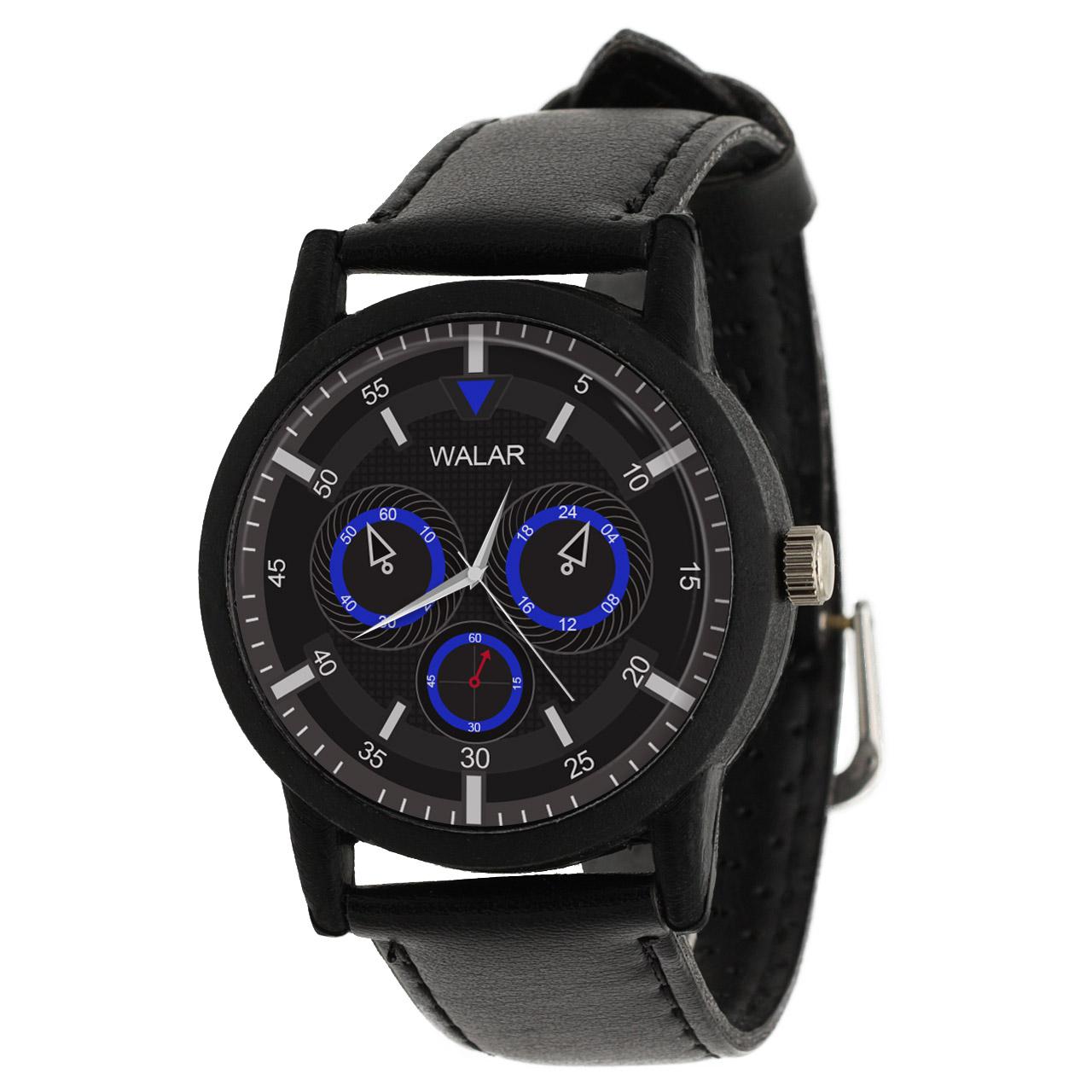 ساعت مچی عقربه ای والار کد LF2869              خرید (⭐️⭐️⭐️)