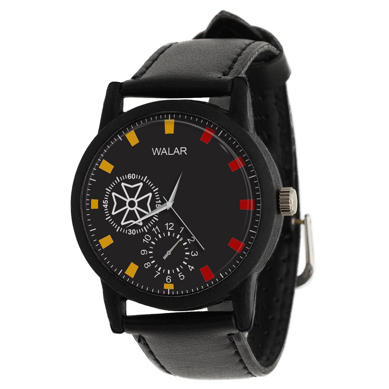 کد تخفیف                                      ساعت مچی عقربه ای والار کد LF2874