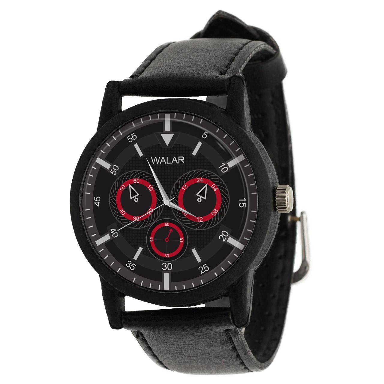 ساعت مچی عقربه ای والار کد LF2877              خرید (⭐️⭐️⭐️)