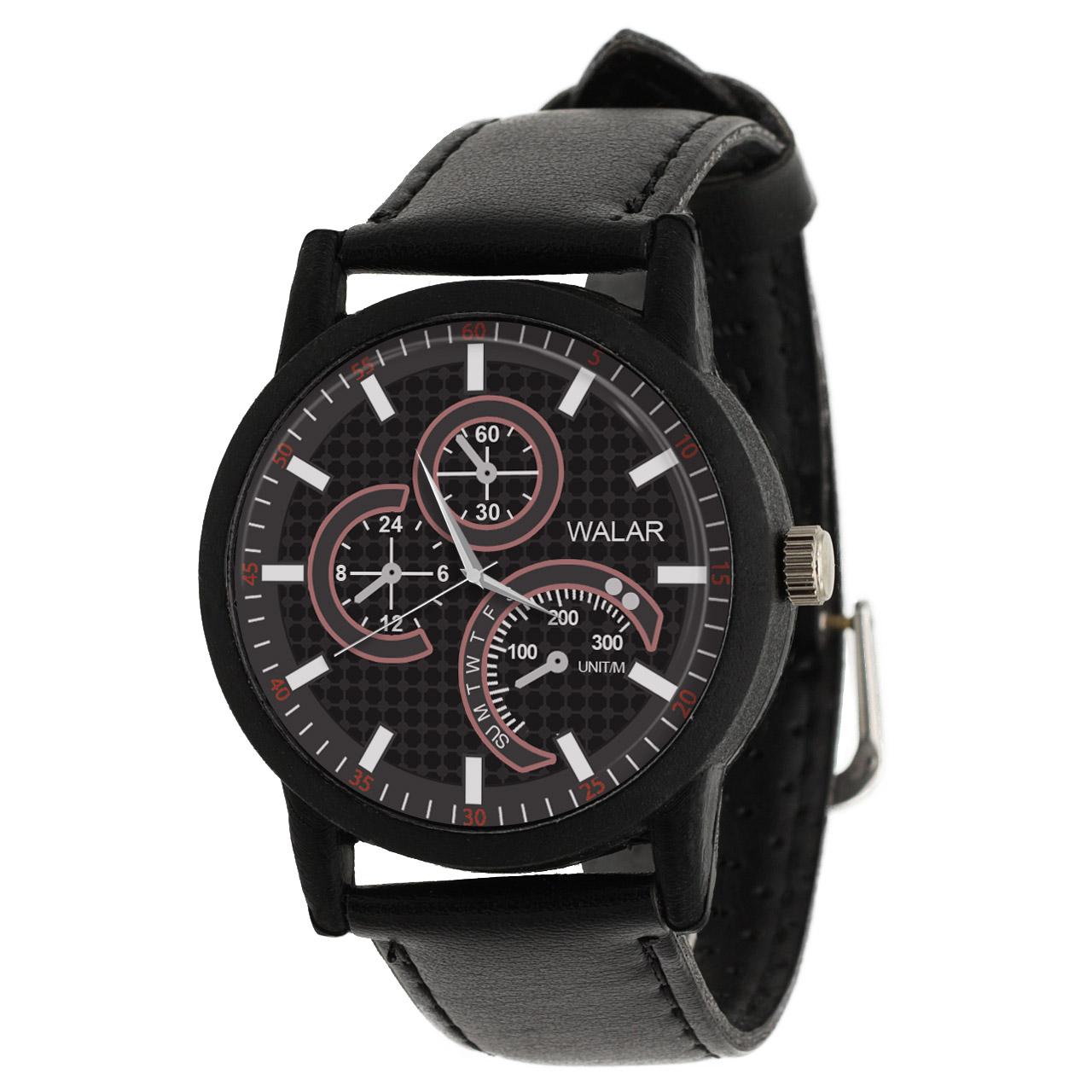 ساعت مچی عقربه ای والار کد LF2880              خرید (⭐️⭐️⭐️)