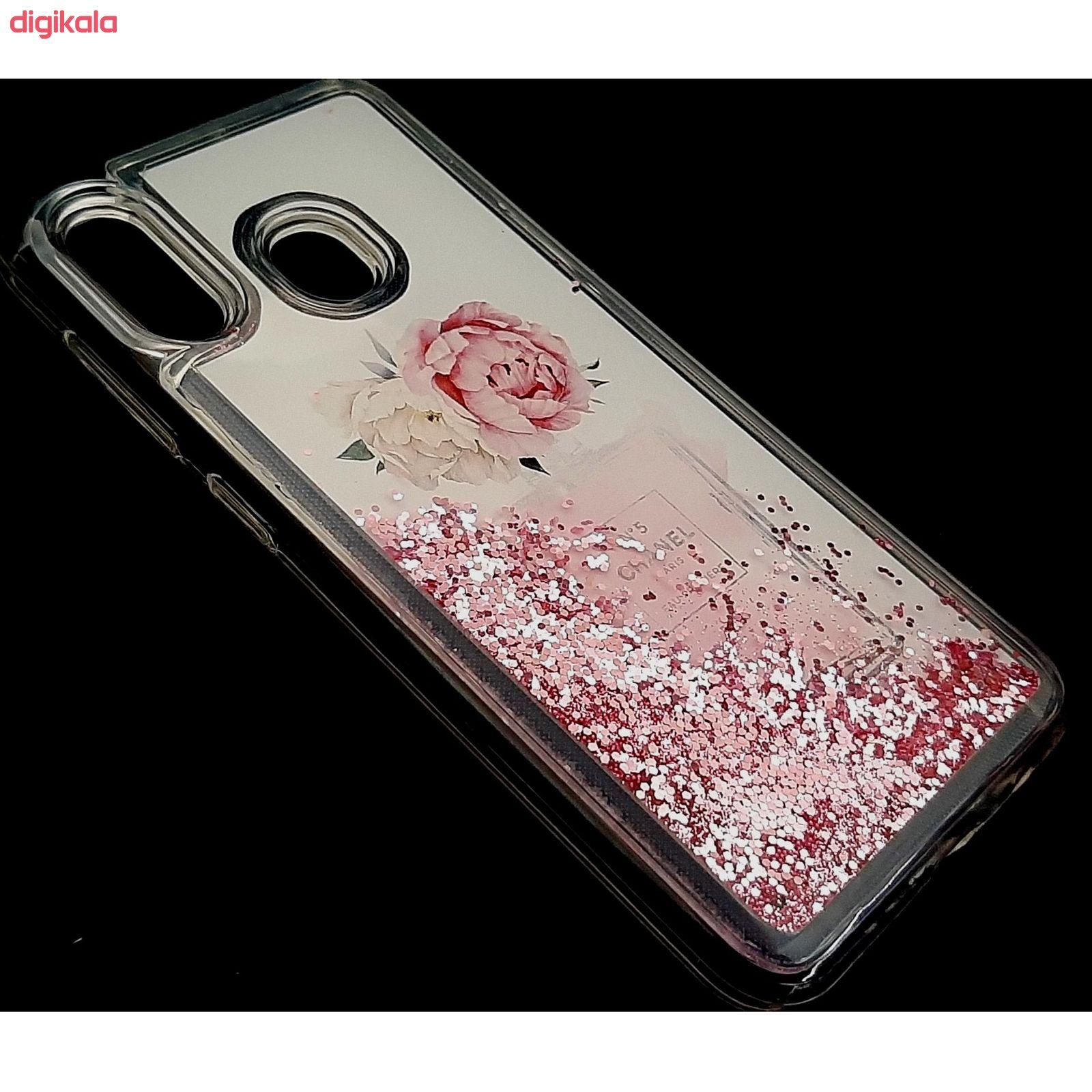 کاور طرح آکواریومی مدل CH01 مناسب برای گوشی موبایل سامسونگ Galaxy A20 / A30