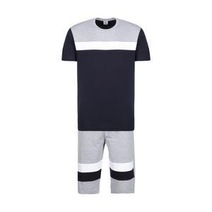 ست تی شرت و شلوارک مردانه پندار مدل B338 کد C1