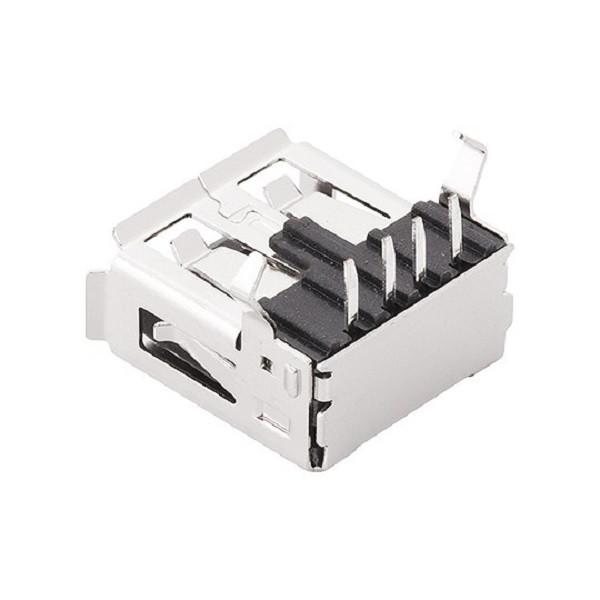 کانکتور USB A مدل DS1095 بسته 3 عددی