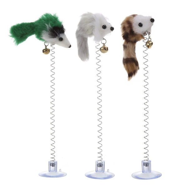 اسباب بازی گربه و سگ سری Teasery Wands مدل Flying Missies