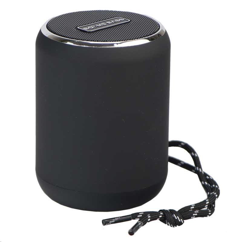 بررسی و {خرید با تخفیف}                                     اسپیکر بلوتوثی قابل حمل بومزباس مدل L3                             اصل