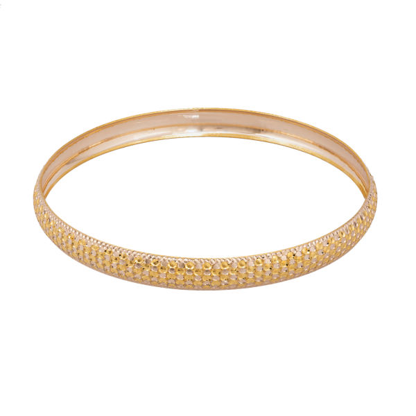 النگو طلا 18 عیار زنانه کد AL17G-3