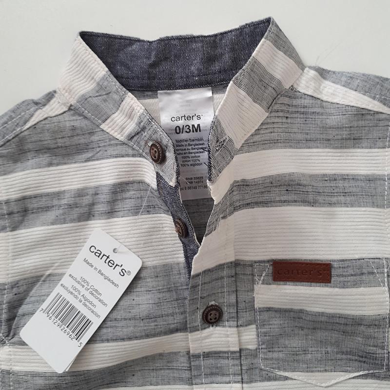 پیراهن پسرانه کارترز کد 125
