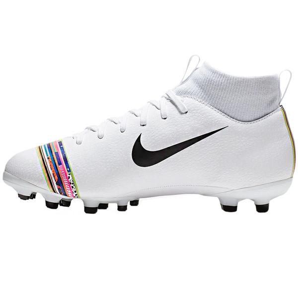 کفش فوتبال مردانه نایکی مدل JR Mercurial Superfly 6 Academy GS CR7 AJ3111 109