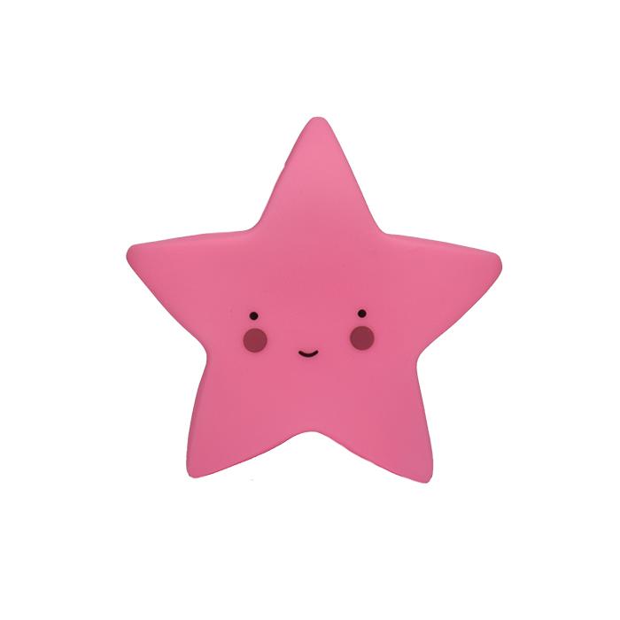 چراغ خواب کودک طرح ستاره مدل PL2