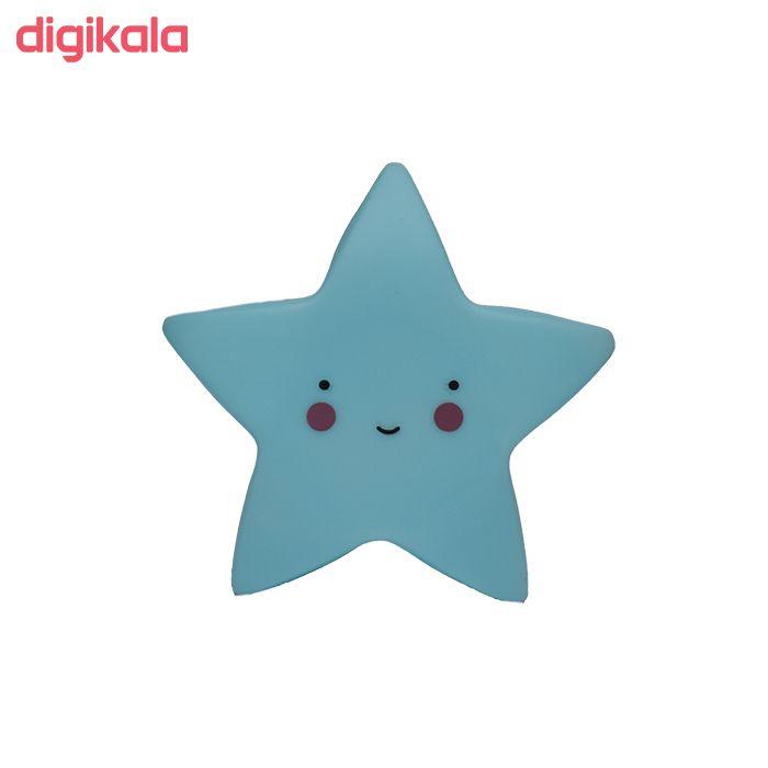 چراغ خواب کودک طرح ستاره مدل PL2 main 1 1