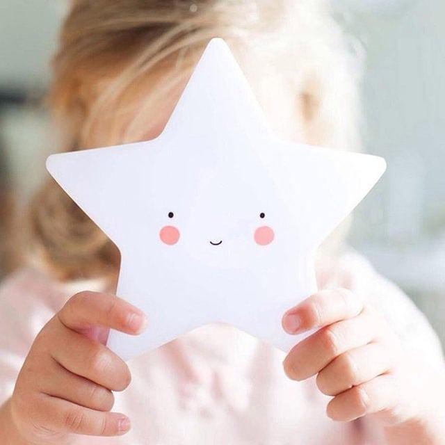 چراغ خواب کودک طرح ستاره مدل PL2 main 1 3