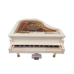جعبه موزیکال طرح پیانو