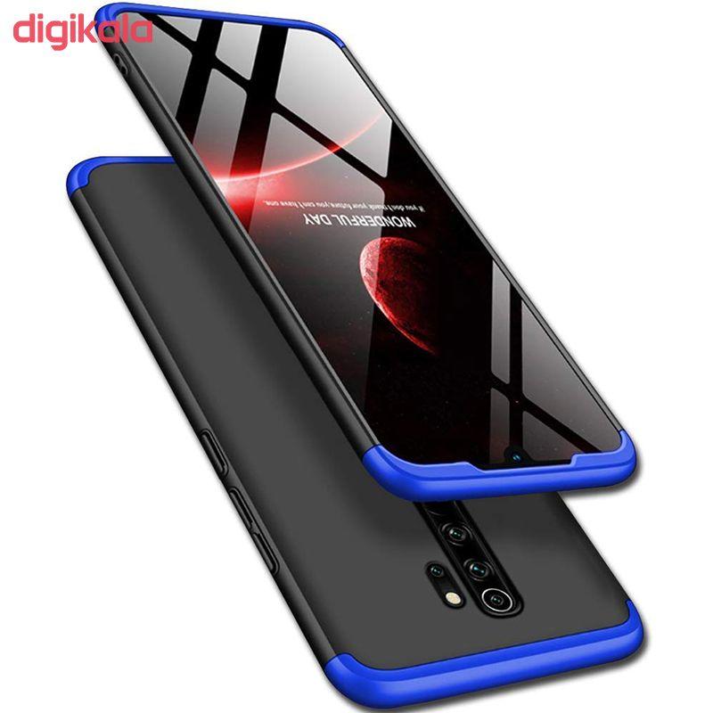 کاور 360 درجه نیکسو مدل Soliel مناسب برای گوشی موبایل شیائومی Redmi Note 8 Pro به همراه محافظ صفحه نمایش
