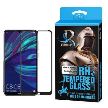 محافظ صفحه نمایش 9D راین مدل R-9 مناسب برای گوشی موبایل هوآوی Y7 Prime 2019