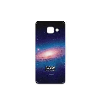 برچسب پوششی ماهوت مدل Universe-by-NASA-4 مناسب برای گوشی موبایل سامسونگ Galaxy A3 2016