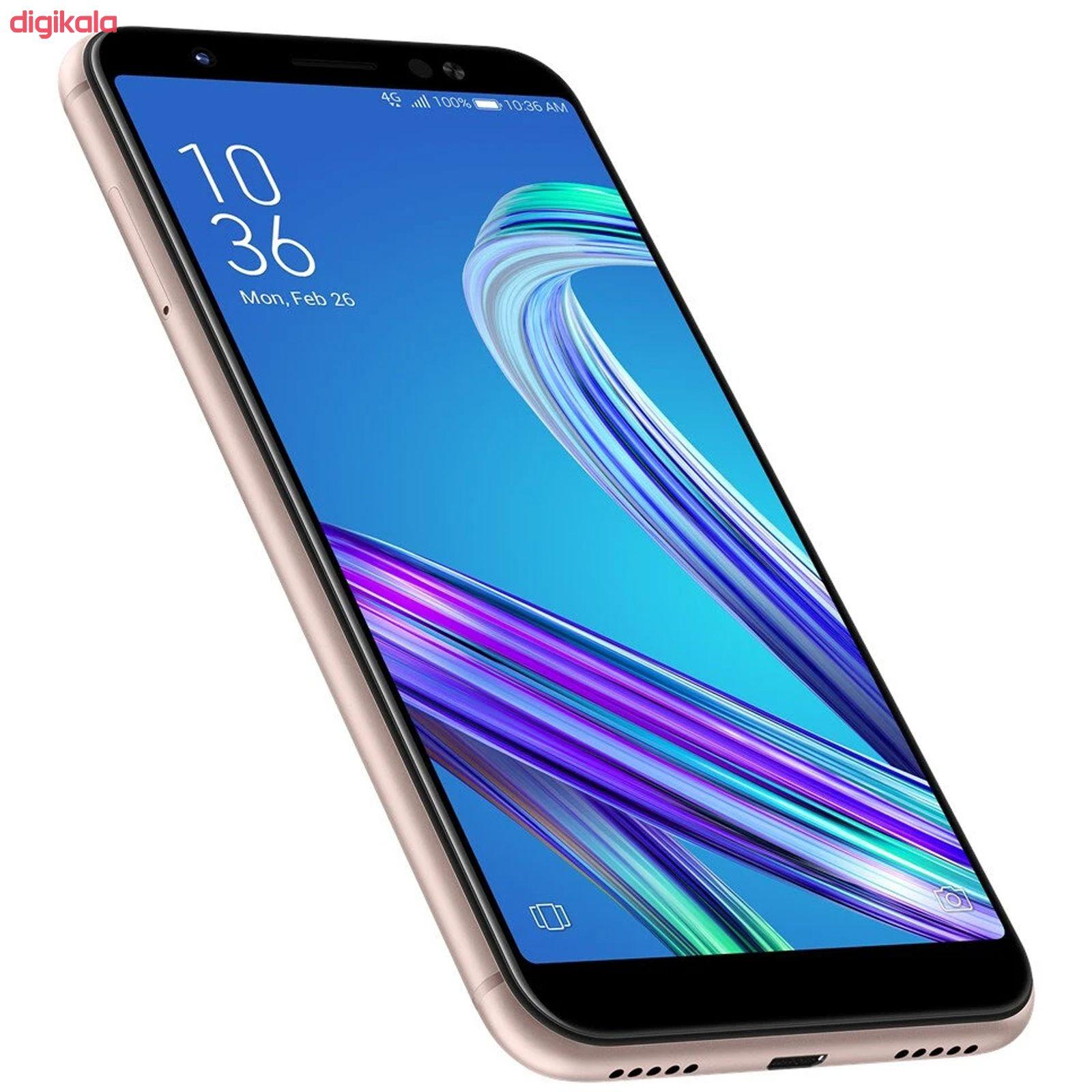 گوشی موبایل ایسوس مدل Zenfone Max ZB555KL دو سیم کارت ظرفیت 32 گیگابایت main 1 6