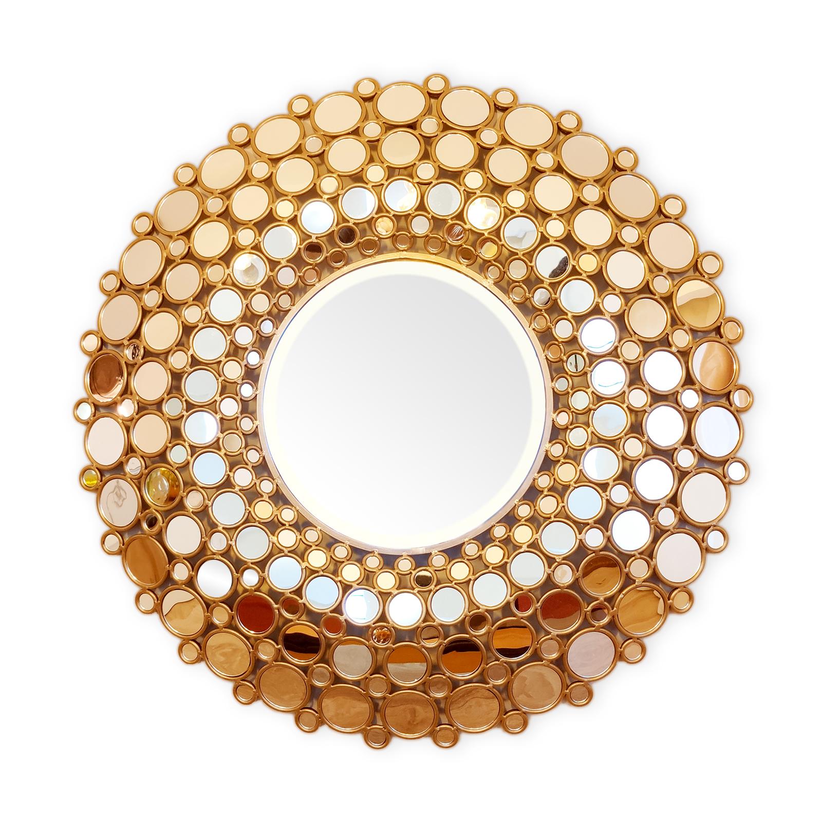 آینه افرانوس مدل سانلایت