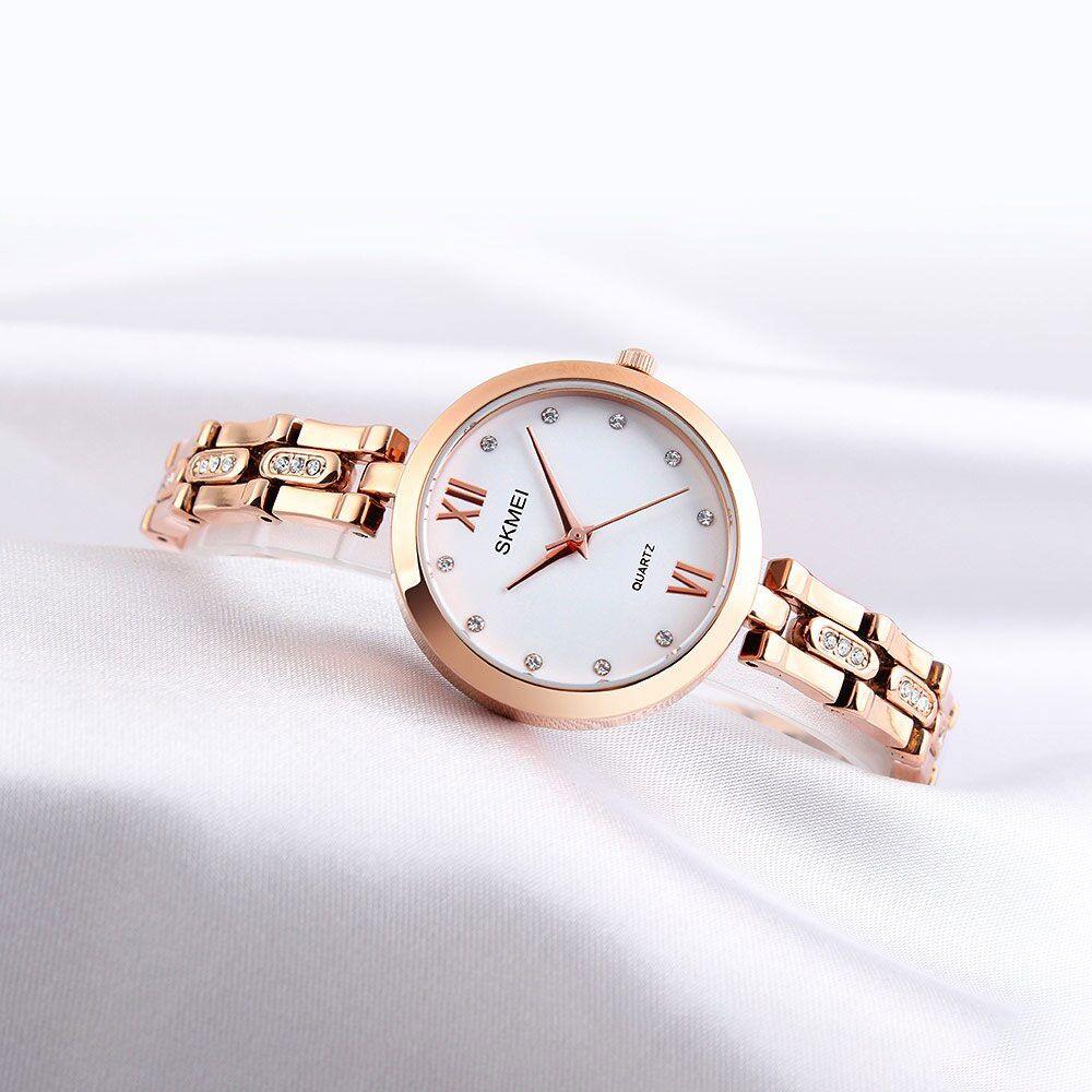 ساعت مچی عقربه ای زنانه اسکمی مدل 1225 کد 01 -  - 6