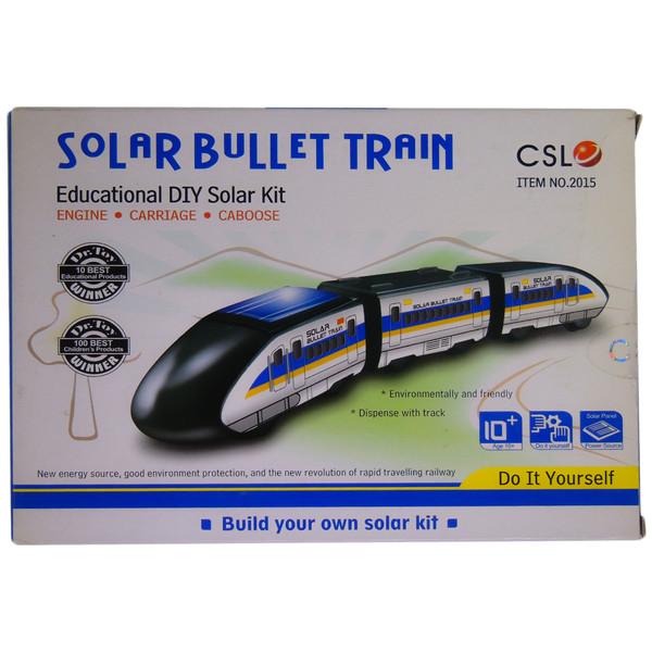 بازی آموزشی قطار خورشیدی کیوت سان لایت مدل 2015