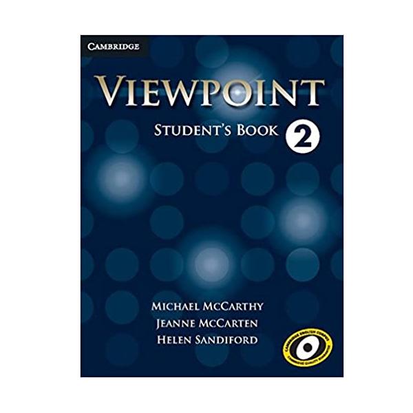 خرید                      کتاب Viewpoint 2 اثر جمعی از نویسندگان انتشارات Cambridge