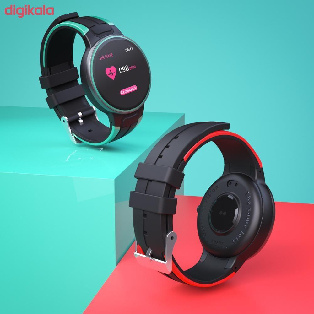 ساعت هوشمند مدل Z8 main 1 4