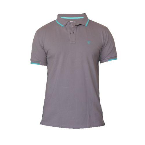 پلو شرت مردانه نکست بیسیکس مدل 717309 Grey