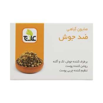 صابون شستشو علاج مدل Herbal Anti-Acne وزن ۱۰۰ گرم