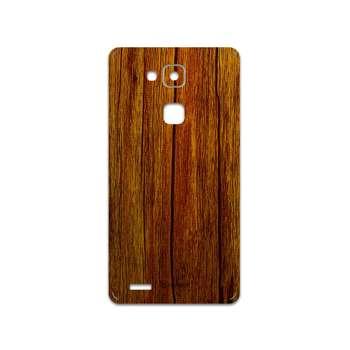 برچسب پوششی ماهوت مدل Orange-Wood مناسب برای گوشی موبایل هوآوی Mate 7