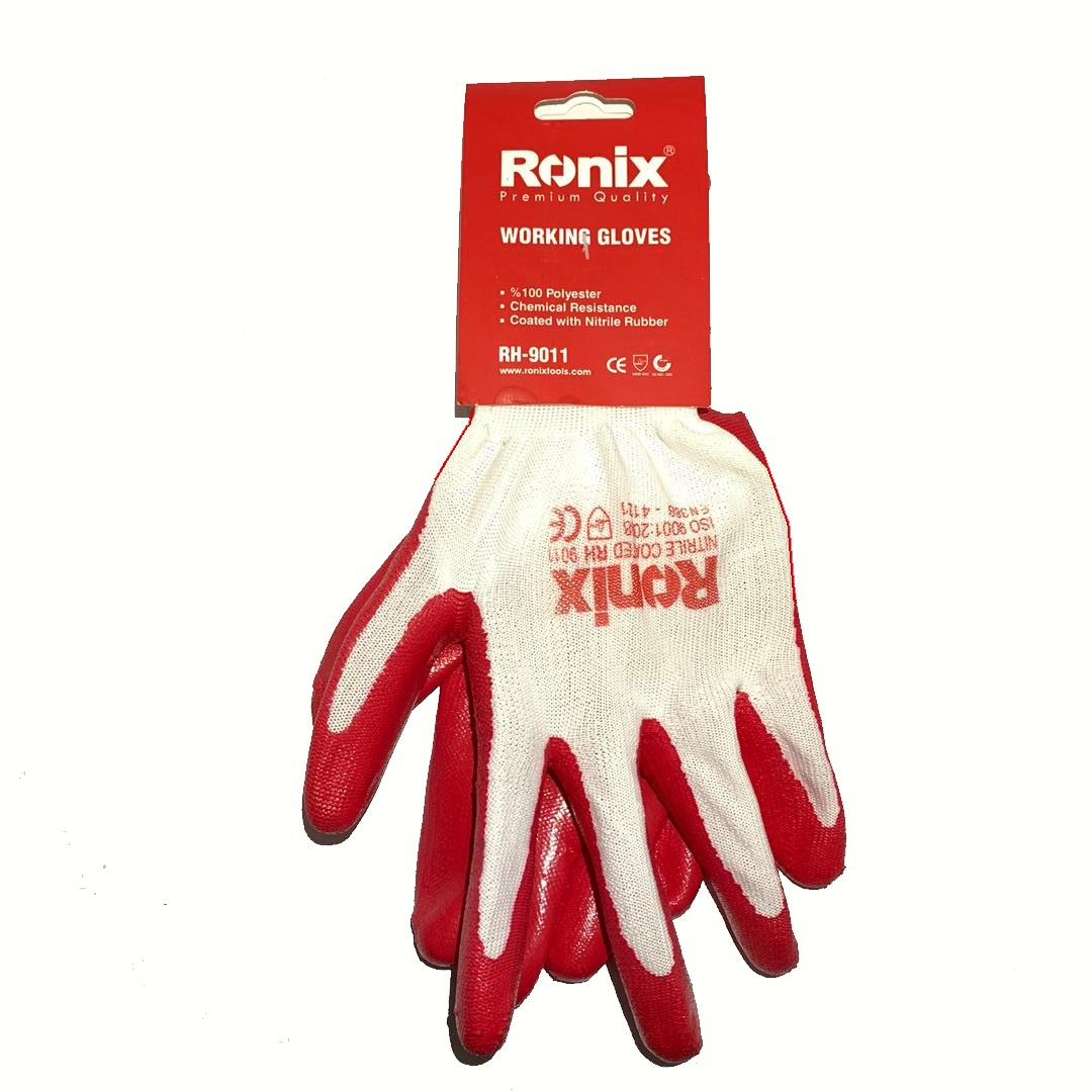 دستکش ایمنی  رونیکس مدل RH-9011