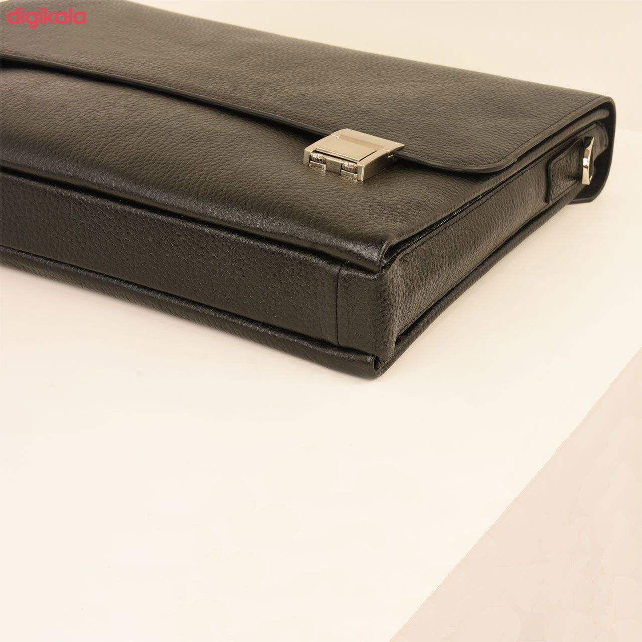 کیف اداری مردانه پارینه چرم مدل L146-1 main 1 34