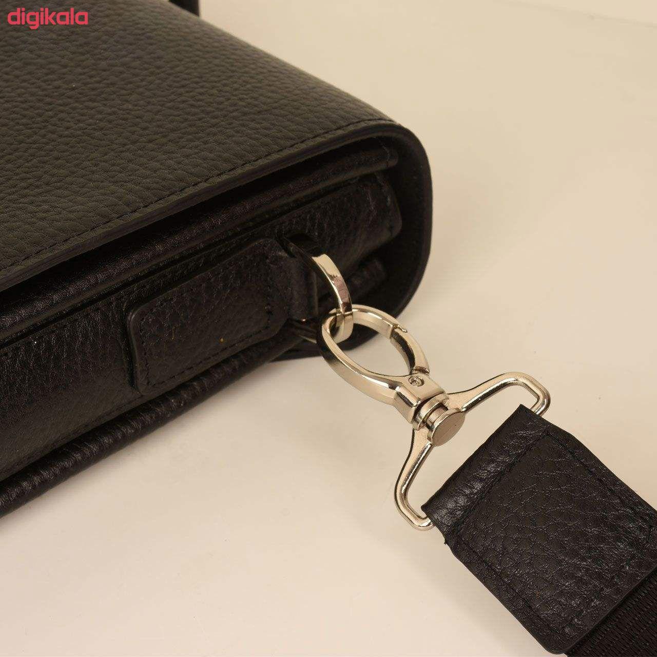 کیف اداری مردانه پارینه چرم مدل L146-1 main 1 35