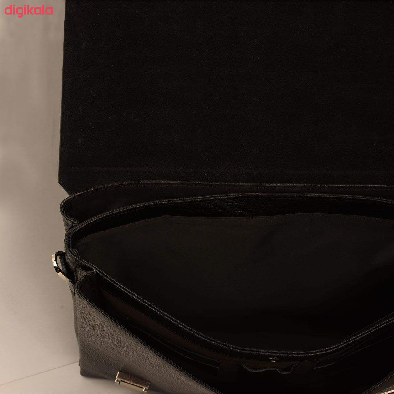کیف اداری مردانه پارینه چرم مدل L146-1 main 1 39