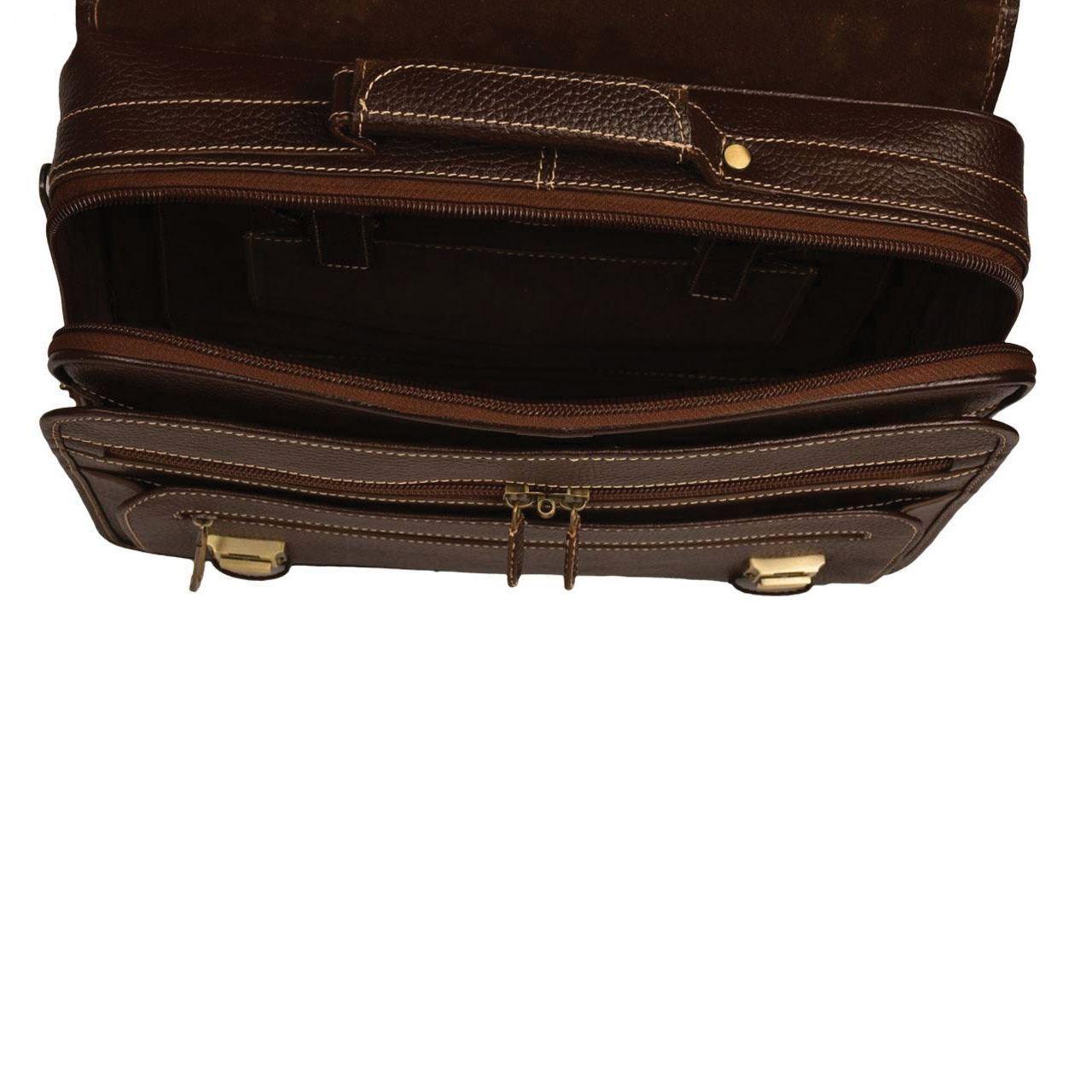 کیف اداری مردانه پارینه چرم مدل LT1 main 1 24